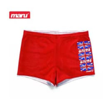 Maru reversible drag shorts
