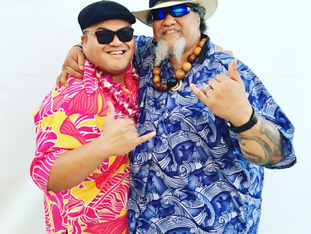 Rest in Aloha - Willie K