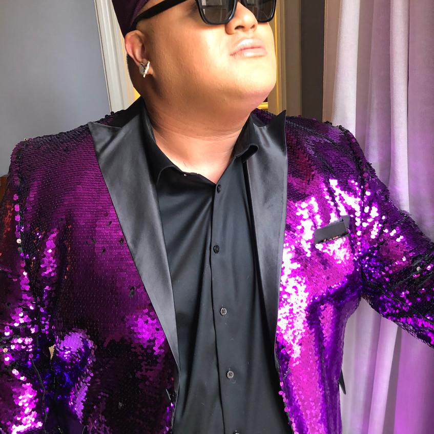 Kalani Pe'a Grammy 2019 Look