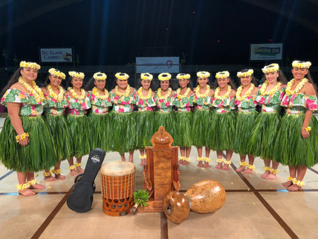 Halau ʻo Kamuela is overall winner at 56th Merrie Monarch Festival