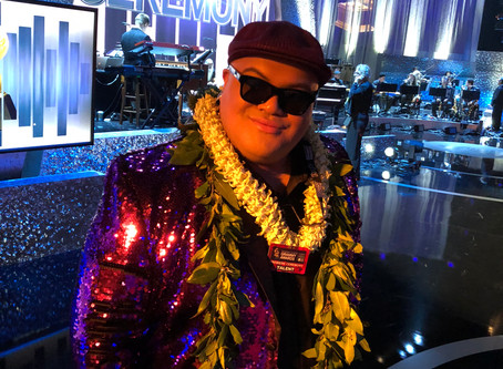 Maui Singer-Songwriter Kalani Pe'a Wins His Second Grammy