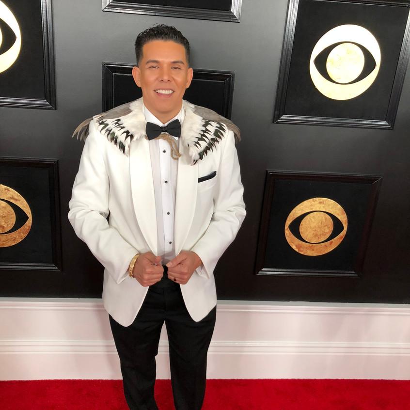 Kalani Pe'a 2019 Grammy Awards