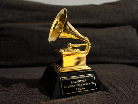 Pe'a wins Grammy for Best Regional Roots Album