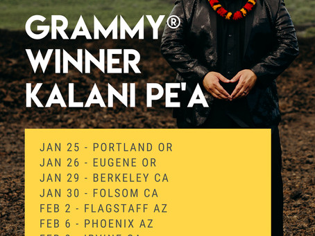 Music For The Soul Tour 2019 - USA