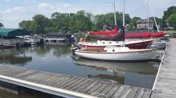 YOUR boat here Westport