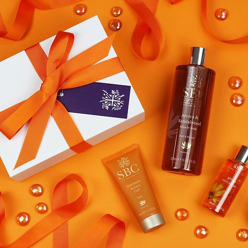The Arnica Experience: 'Recover' Gift Set