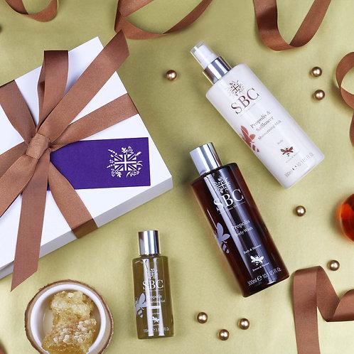 The Propolis Experience: 'Nurture' Gift Set