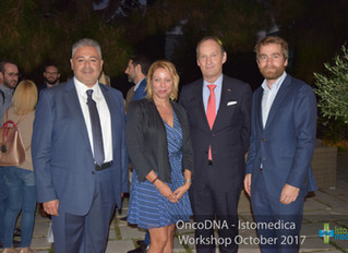 Istomedica - OncoDNA workshop completed successfully