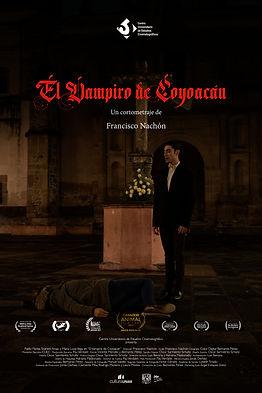 EL VAMPIRO DE COYOACÁN 2019