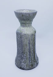Clay Sisters 2. Candlestick Holder.jpg