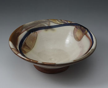 Lustre Bowl September 2019 17cm W X 9cm