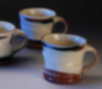 Meg Patey Slipware 3 mugs.jpg