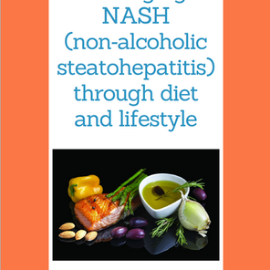 Managing NASH (non-alcoholic steatohepatitis)