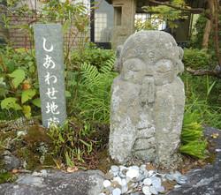 石オブジェ 地蔵2