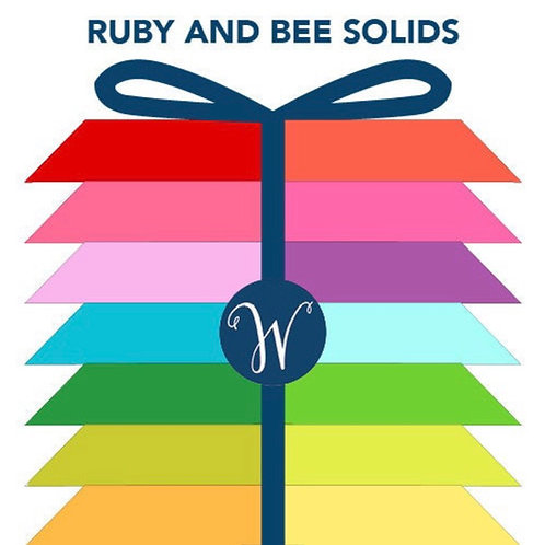 Fat 8th Bundle Ruby & Bee from Windham Fabrics