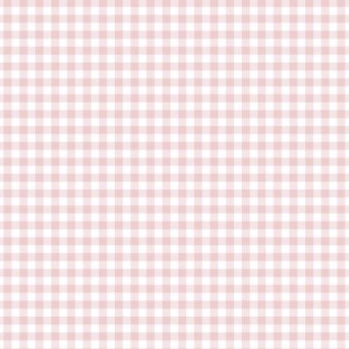 PRE-ORDER Pink Gingham from Quilt Fair by Tasha Noel for Riley Blake Des