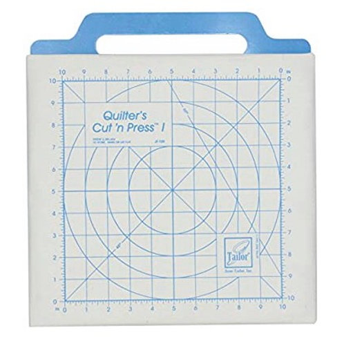 Quilters Cut 'n Press