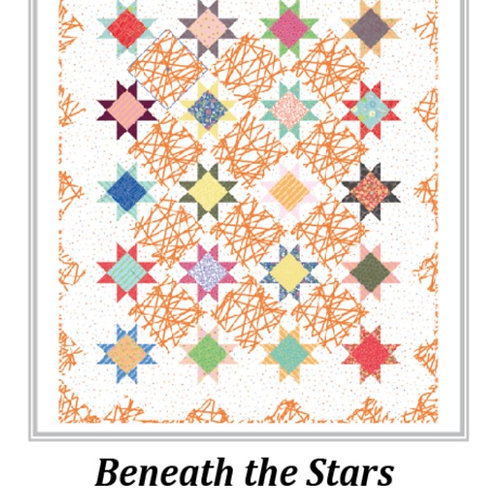 Beneath The Stars Pattern by Victoria Findlay Wolfe