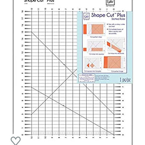 Shape Cut Plus Ruler