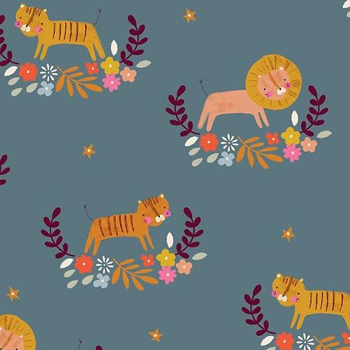 Lions & Tigers from Meadow Safari by Dashwood Studio