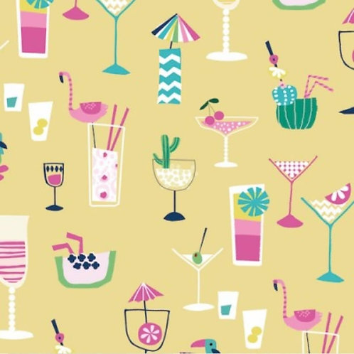 Cocktail Hour from Ocean Drive by Dashwood Studio