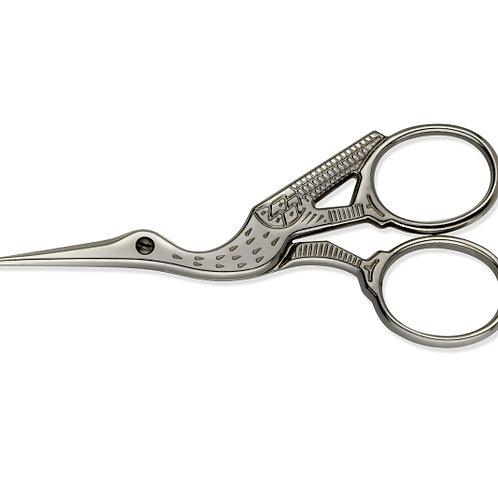 Prym Dark Silver 9cm Stork Scissors