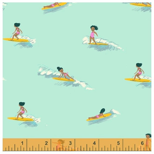 Tiny Surfers from Malibu by Heather Ross