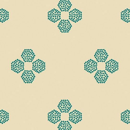 Droplet Petal Malachite