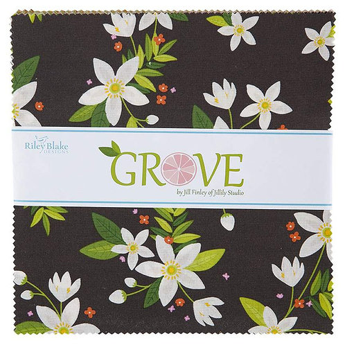 Grove Charm Pack from Riley Blake