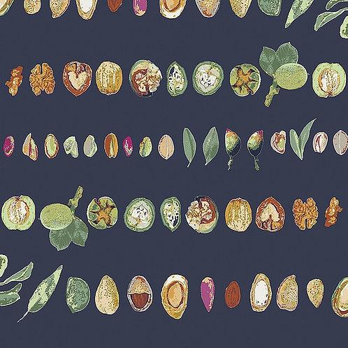 Nut Medley from Mediterreano by Katarina Rocella for Art Gallery Fabric
