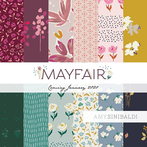 Fat 8th Bundle Mayfair for Art Gallery Fabrics