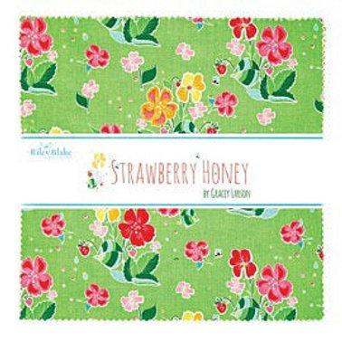 Strawberry Honey Jolly Bar from Riley Blake