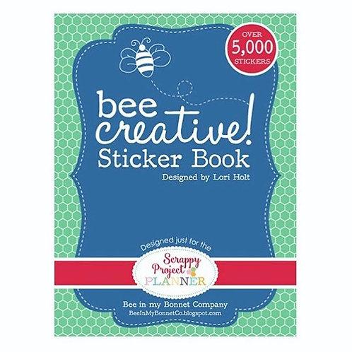 Lori Holt Bee Creative Sticker 5,000 Book