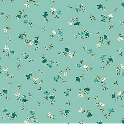 Olivia Celeste from Velvet for Art Gallery Fabrics