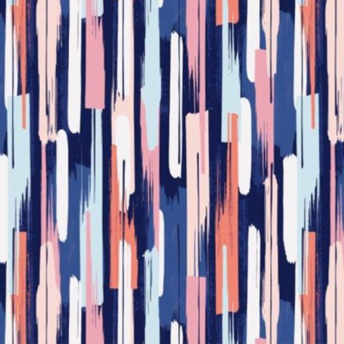 Stripes from Celeste for Dashwood Fabrics