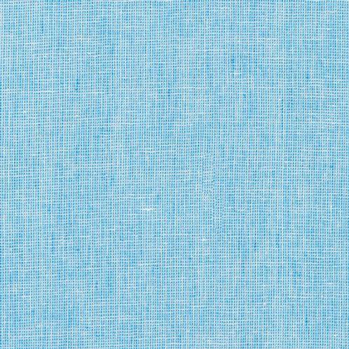 Paris Blue Essex Yarn Dyed Homespun from Robert Kaufman