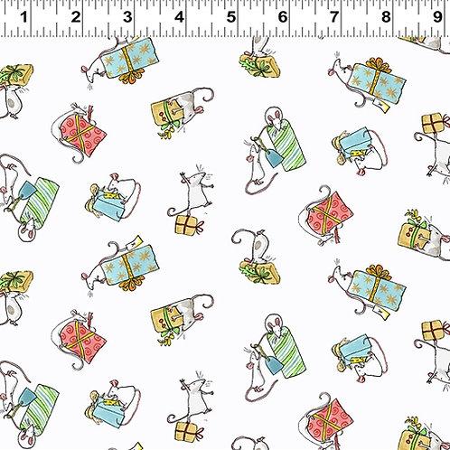 PRE-ORDER Christmas Parcels by Anita Jeram for Clothworks