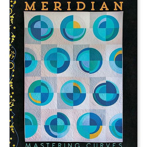 Meridian Pattern from Alison Glass
