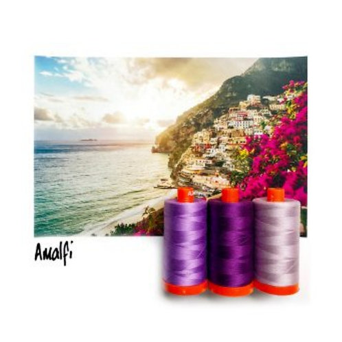 Aurifil Amalfi Colour Builder