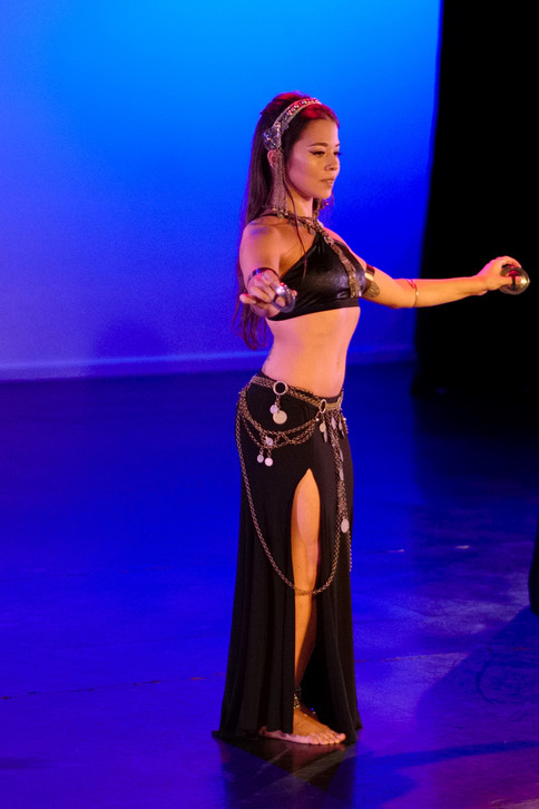 Brilliantly Bellydance (March 2018)