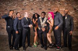 DPlay Band Portraits New Orleans Portrai