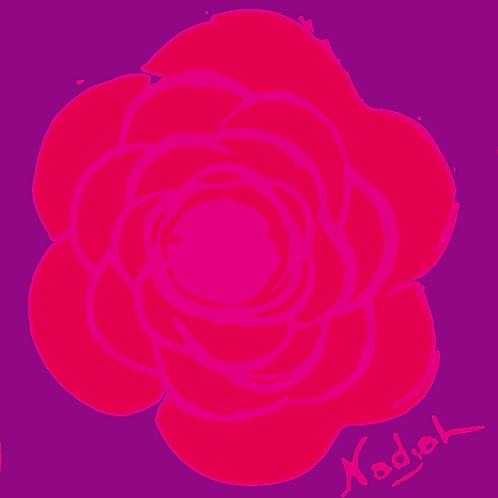 La Flor Pop Art #33