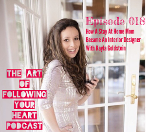 Becoming An Interior Designer With Kayla Goldstein