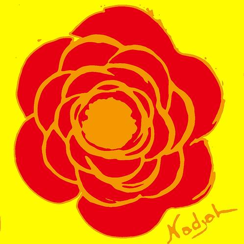 La Flor Pop Art #44