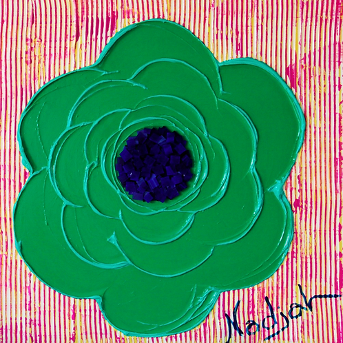 Mi Flor #6