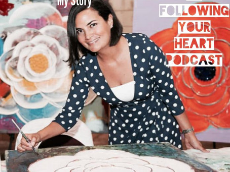001 - My Story - How I  Followed My Heart While Being A SAHM