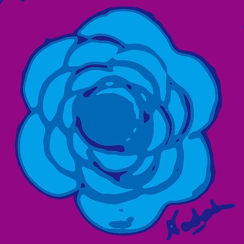 La Flor Pop Art #75