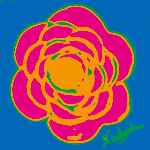 La Flor Pop Art #55