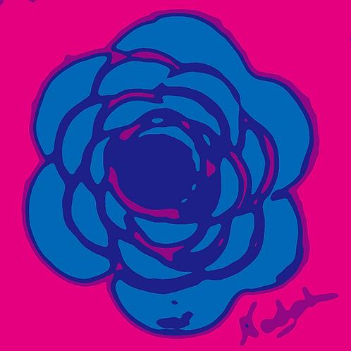 La Flor Pop Art #74