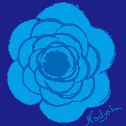 La Flor Pop Art #29